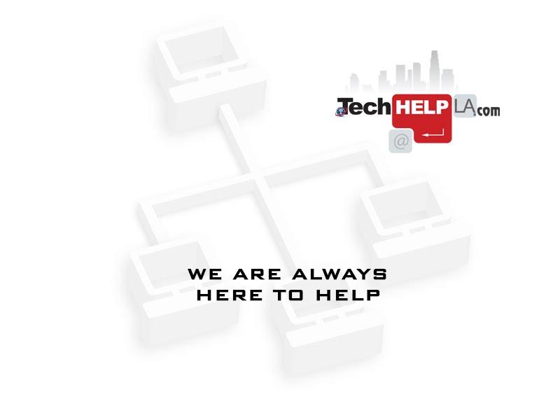 Tech Help LA Computer Tech Support Los Angeles